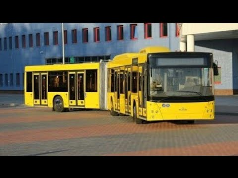 Автобус Минска МАЗ-215, гос.№ АС 3442-7, марш.40 (22.01.2019)