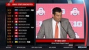 Ohio State Head Coach Ryan Day Ready for First Year at the Helm 2019 B1G Football Media Days
