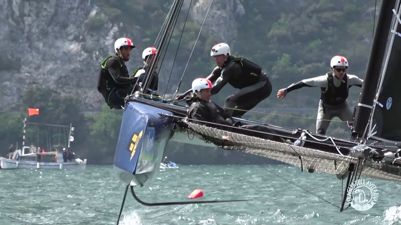 GC32 Riva Cup Around the Race