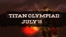 Titan Olympiad Games July 2018