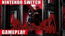 Devil May Cry Nintendo Switch Gameplay
