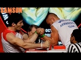 #ARMWRESTLING WORLD CHAMPIONSHIP 2018 70 kg LEFT ARM