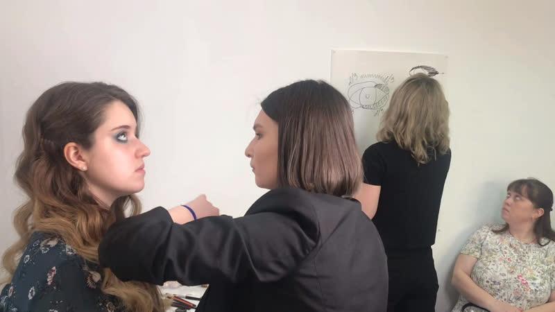 МК по макияжу от CONTOUR_PRO STUDIO