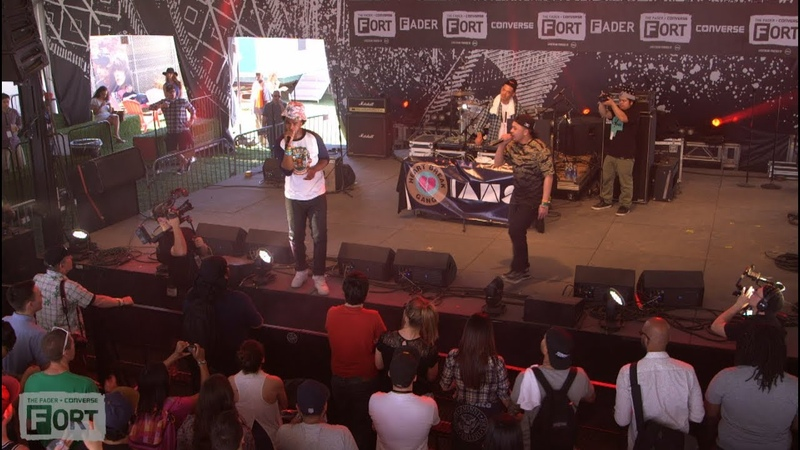 Iamsu! Live at The FADER Fort Presented by Converse