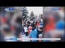 В Кемерове начала работу мастерская Деда мороза