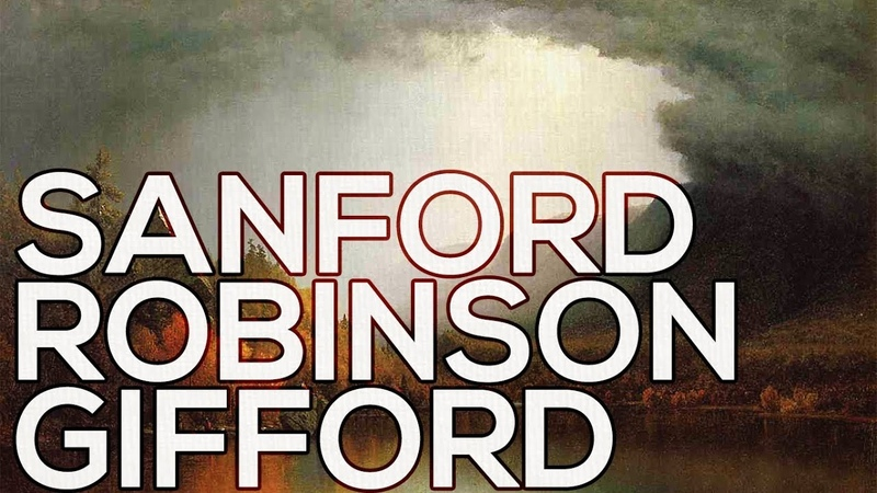 Sanford Robinson Gifford A collection of 194 paintings (HD)