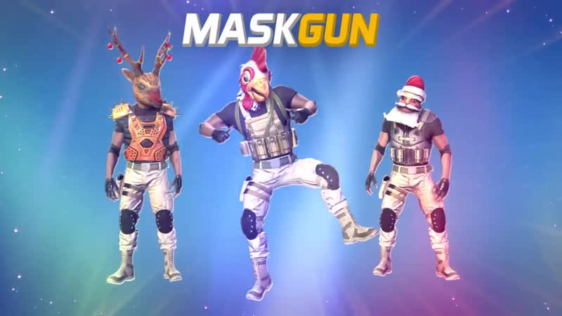 MaskGun Happy New Year