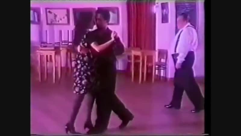 [Asi se baila milonga] - Pepito Avellaneda - Clase 2 El Vaiven