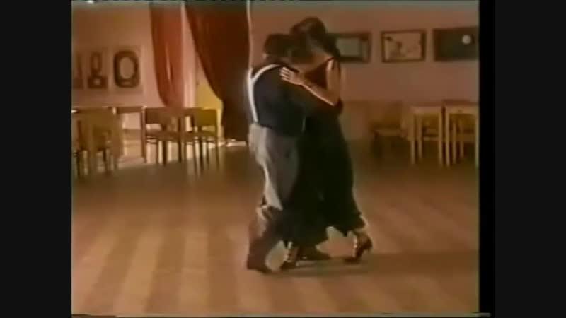 [Asi se baila milonga] - Pepito Avellaneda - Clase 10 la hamaquita