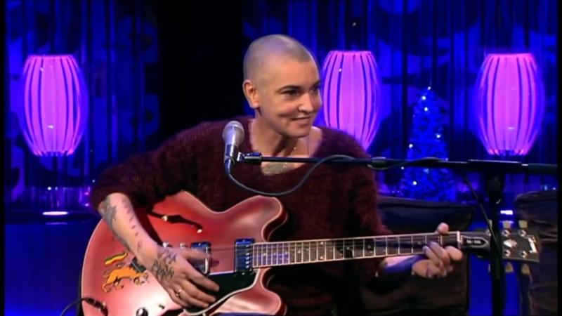 Sinéad OConnor - How Nice a Woman Can Be