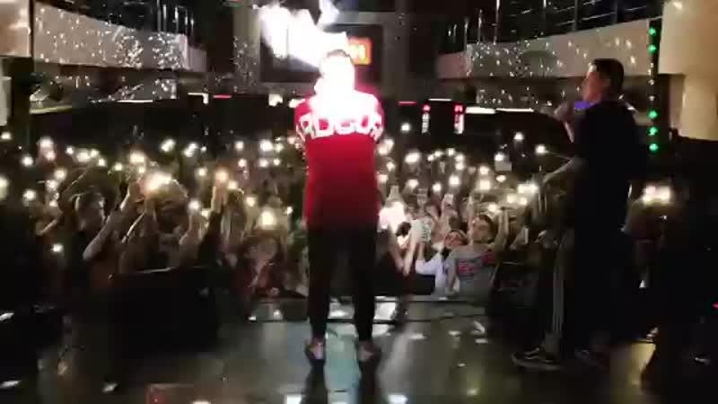 DK ft СMH- false ebalo ДО СЛЕЗ _lyriс video (тур 2018_Томск)