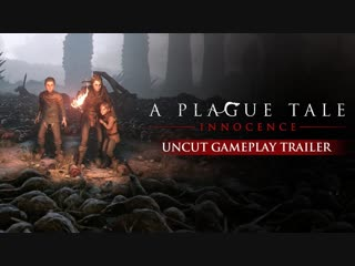A Plague Tale Innocence Uncut Gameplay Trailer PS4