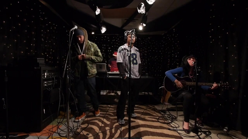 Grayskul ft. Ali Baker - There Is No Edge [Live on KEXP, 2014-01-18]