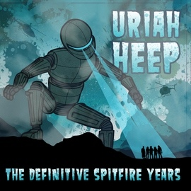 Uriah Heep альбом The Definitive Spitfire Years