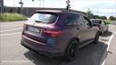 940HP GAD Mercedes GLC63 AMG revs lovely sounds 1080p