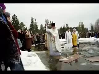 С НАМИ БОГ ! Хор братии Валаамского монастыря