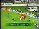 Vasco 1 x 1 Santos Torneio Rio SP 2002