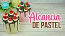 DIY Alcancía - Hucha en forma de pastel con cartón RECICLAJE CREATIVO DREEN