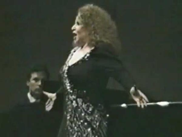 Aprile Millo ~ Song to the Moon Musica Proibita
