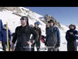 Snowboarding The Ultimate Pump Track - Pierre Vaultier
