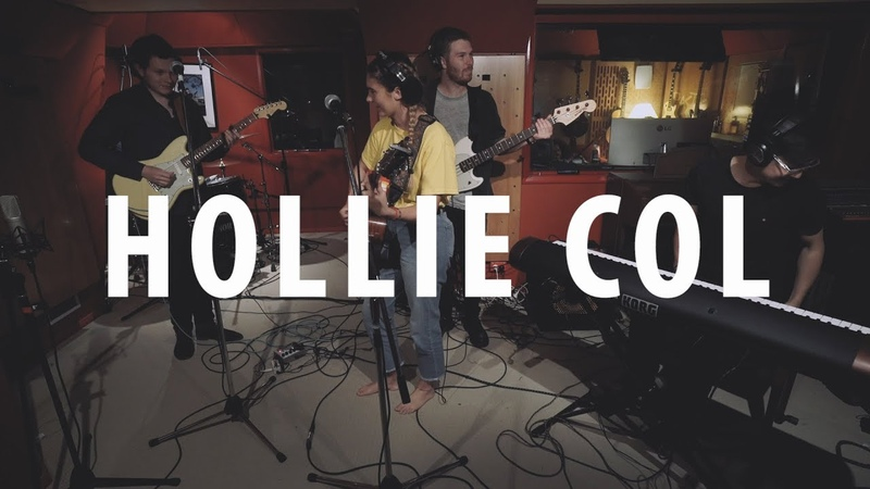 I'm Not Calling - Hollie Col (Local Live)