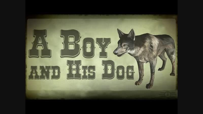 Е14 Парень и Собака Рассказчик История Мира Fallout