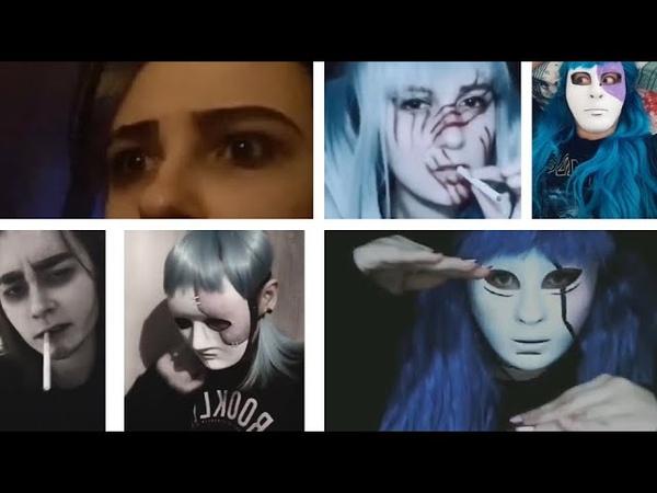 Салли Фейс приколы Тик Ток Sally Face Tik Tok cosplay Салли Фейс лучшее Тик Ток 2019 Tik Tok