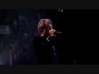 Bon Jovi - You Give Love A Bad Name (2018)