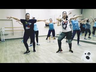 Clean bandit feat. marina & luis fonsi - baby zumba fitness