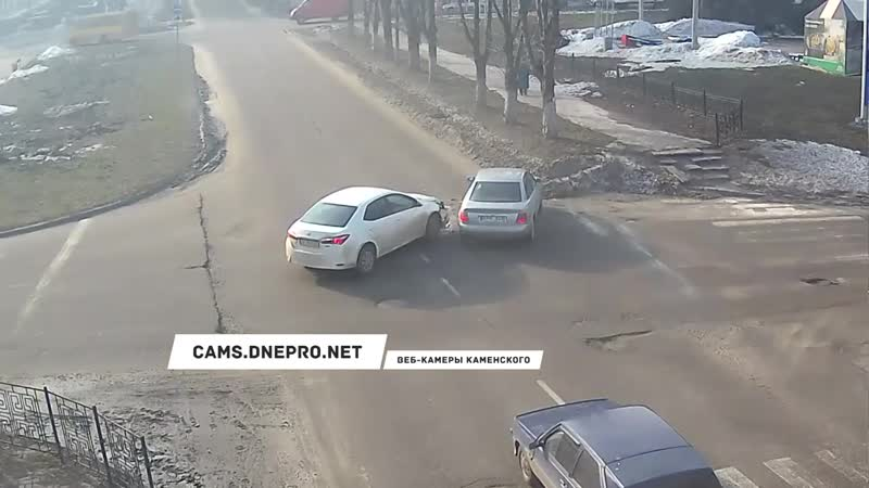 ДТП на Аношкина-Свободы.