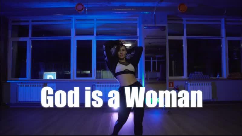 NATALYA PORECHNAYA /JAZZ FUNK CHOREOGRAPHY/ GOD IS A WOMAN - ARIANA GRANDE