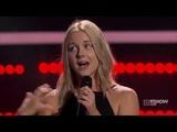 Blind Audition Tayla Thomas 'Let It Go' - The Voice Australia 2018