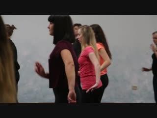 Иваново, танцевальная студия lavi. Мастер-класс по bachata-ladies от Анны Желтовой (г. Ярославль)