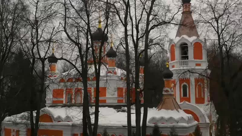 Никольский храм г. Солнечногорск