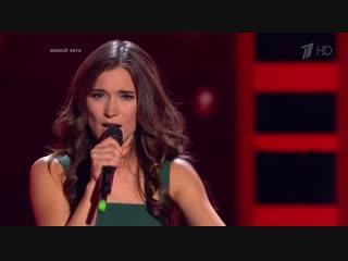 Наталия Ларионова – Обними меня. Слепые прослушивания. Голос.Перезагрузка