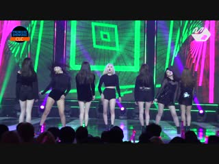 [MPD직캠] CLC 직캠 4K Like It (CLC FanCam) @Premiere Showcase_2019.1.30