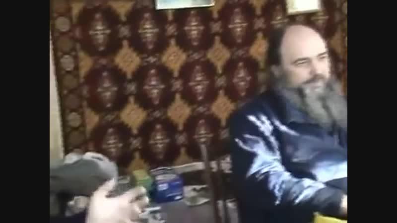 Иеромонах Василий Новиков иеродиакон Авель Семёнов и старец Николай