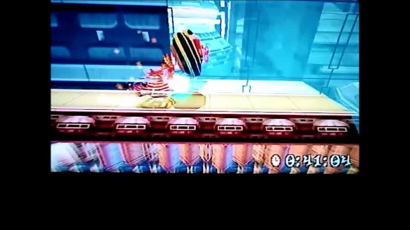 Crash Bandicoot 3: Warped (PAL-version) Time Trial Future Frenzy 1:07:56.РВ 0,09 sec from DT)