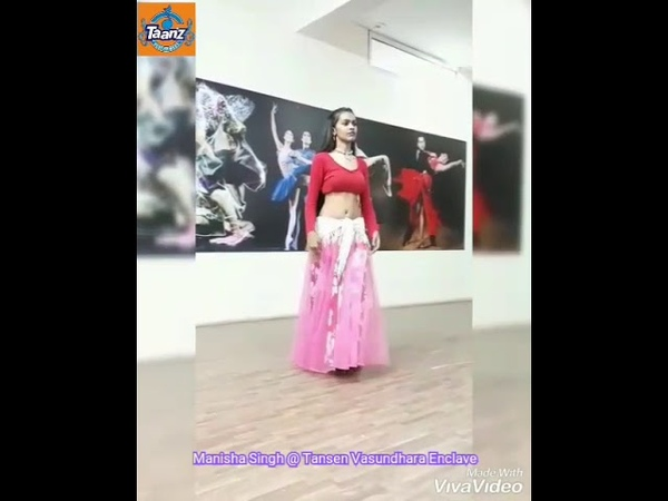 Manisha Singh-Fame of Dance Dewane-Tip Tip barsa pani belly dance