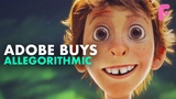 Allegorithmic bought by Adobe - Is this the end?