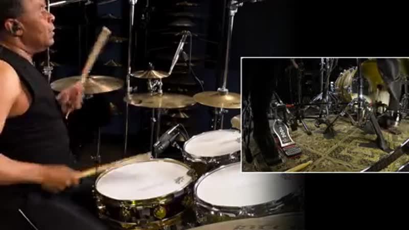 Jonathan Sugarfoot Moffett - собственный барабанщик Майкла Джексона - Smooth Criminal