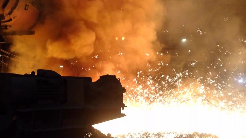 Новолипецкий металлургический комбинат 3-я доменная печь