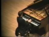 Ivo Pogorelich ..Balakiriev - Islamey ..Carnegie Hall, 1992 ..
