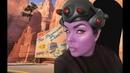►Overwatch►WIDOWMAKER Transformation Cosplay makeup tutorial