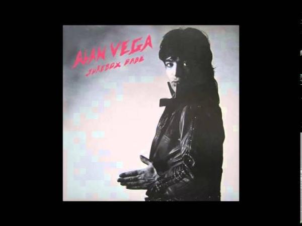 Alan Vega – Jukebox Babe / Collision Drive ( Infinite Zero, 1996) [Full Comp.]