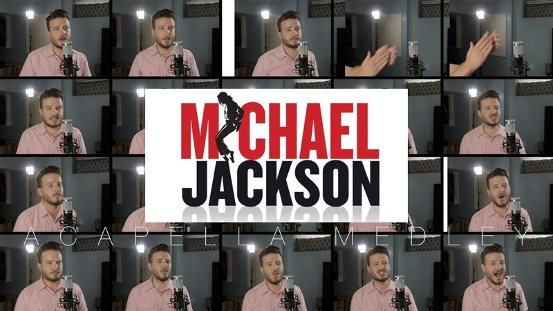 Michael Jackson (ACAPELLA Medley) - Billie Jean, Thriller, Beat it, Man in the Mirror, Bad and MORE!