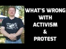 Larken Rose James Cox: What's Wrong With Activism Protest?