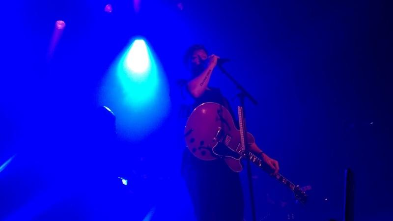 Sunrise avenue ~ Little bit love ~ Prag Clubtour live 2017