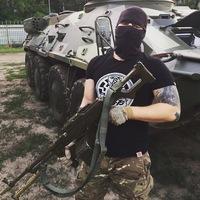 Анкета Александр Понамарев