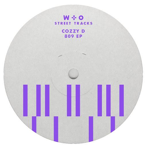 Cozzy D альбом 809 EP